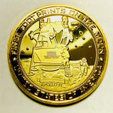 Apollo 11 Challenge Coin - Synonyco.com