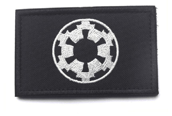 Star Wars Imperial Crest Patch - Synonyco.com