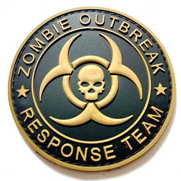 Zombie Outbreak Response Team Patch - Synonyco.com