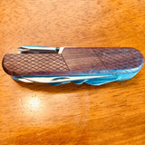 Wood Grain Multifunction Pocket Knife - Synonyco.com