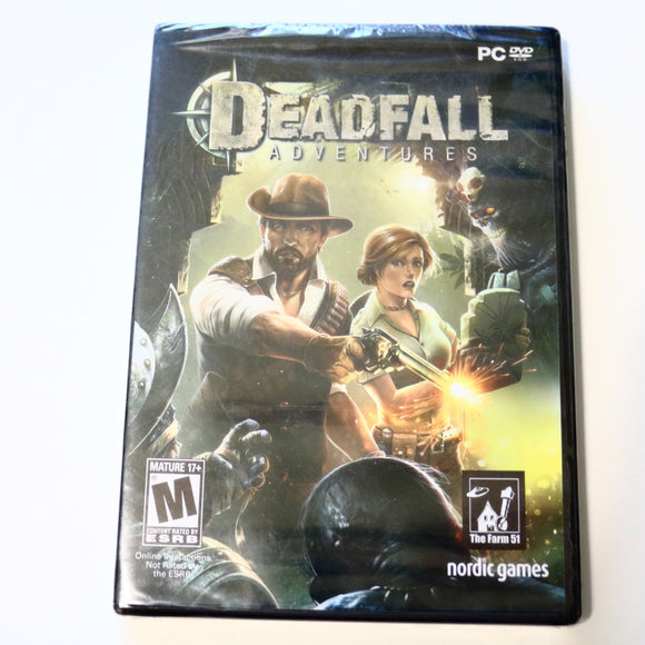 Deadfall Adventures PC Game - Synonyco.com