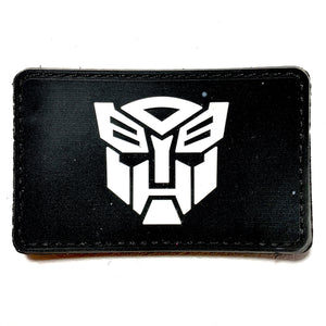 Transformers Tactical Patch - Synonyco.com