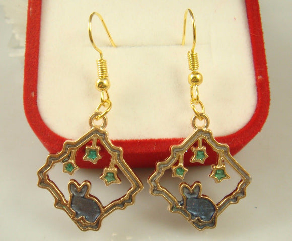Rabbit Stars Earrings - Synonyco.com