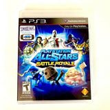 All-Stars Battle Royale (Sony PlayStation 3 PS3) - Video Game