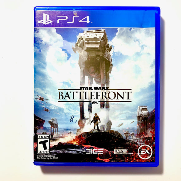 Star Wars: Battlefront - PlayStation 4 - Synonyco.com