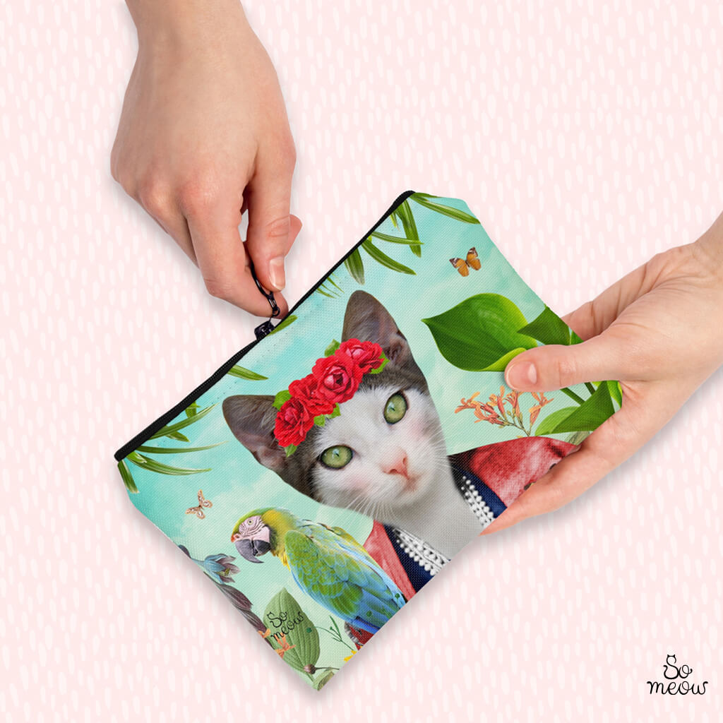 Pochette Frida par So Meow