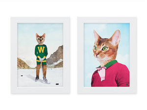 Affiches de chats par So Meow