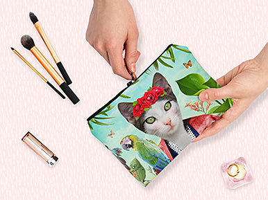 pochette de chat Frida par So Meow