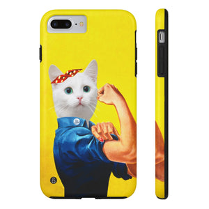 Coque robuste pour téléphone - You Can Do It Girl!