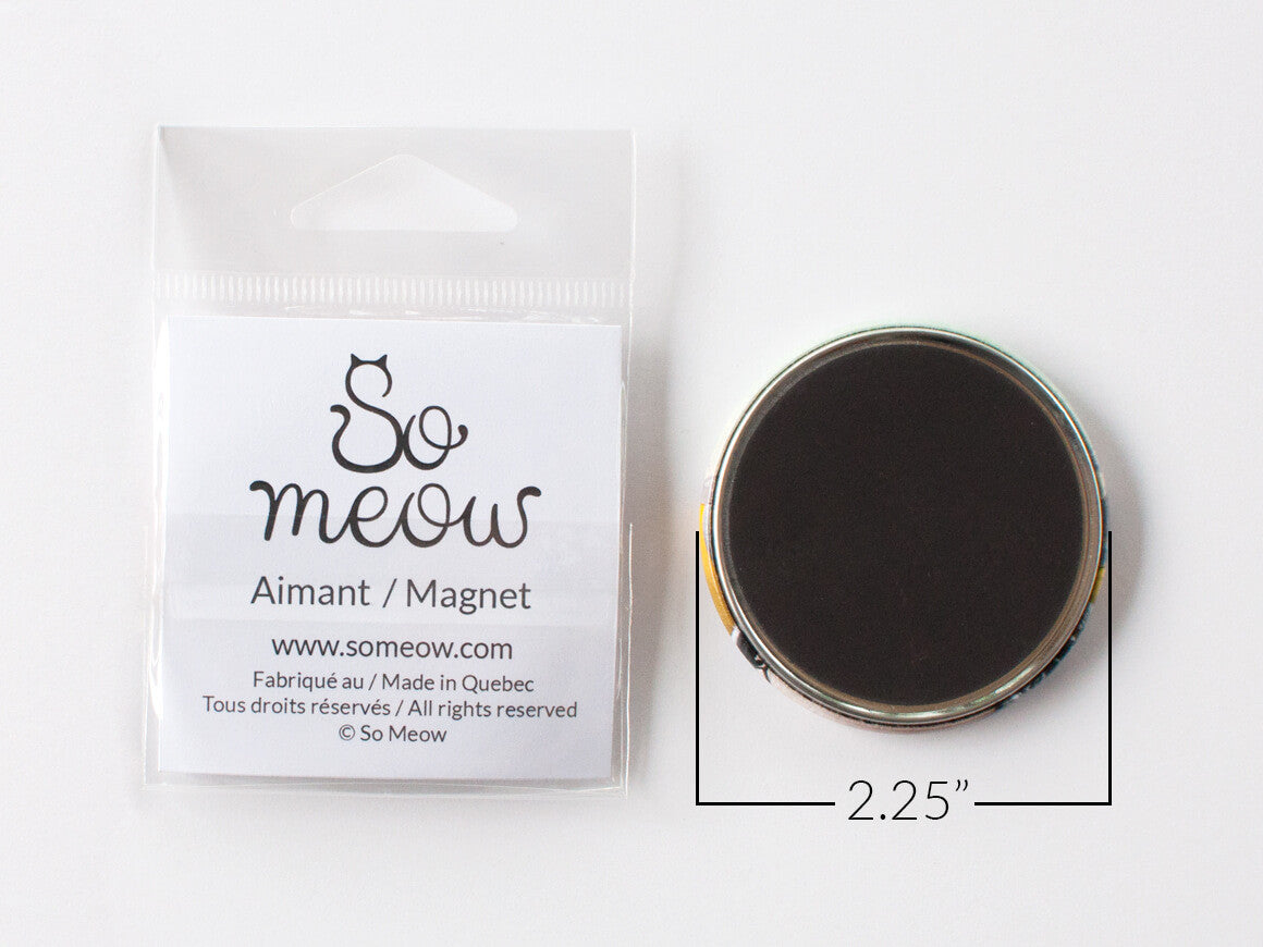 aimant de chats par So Meow