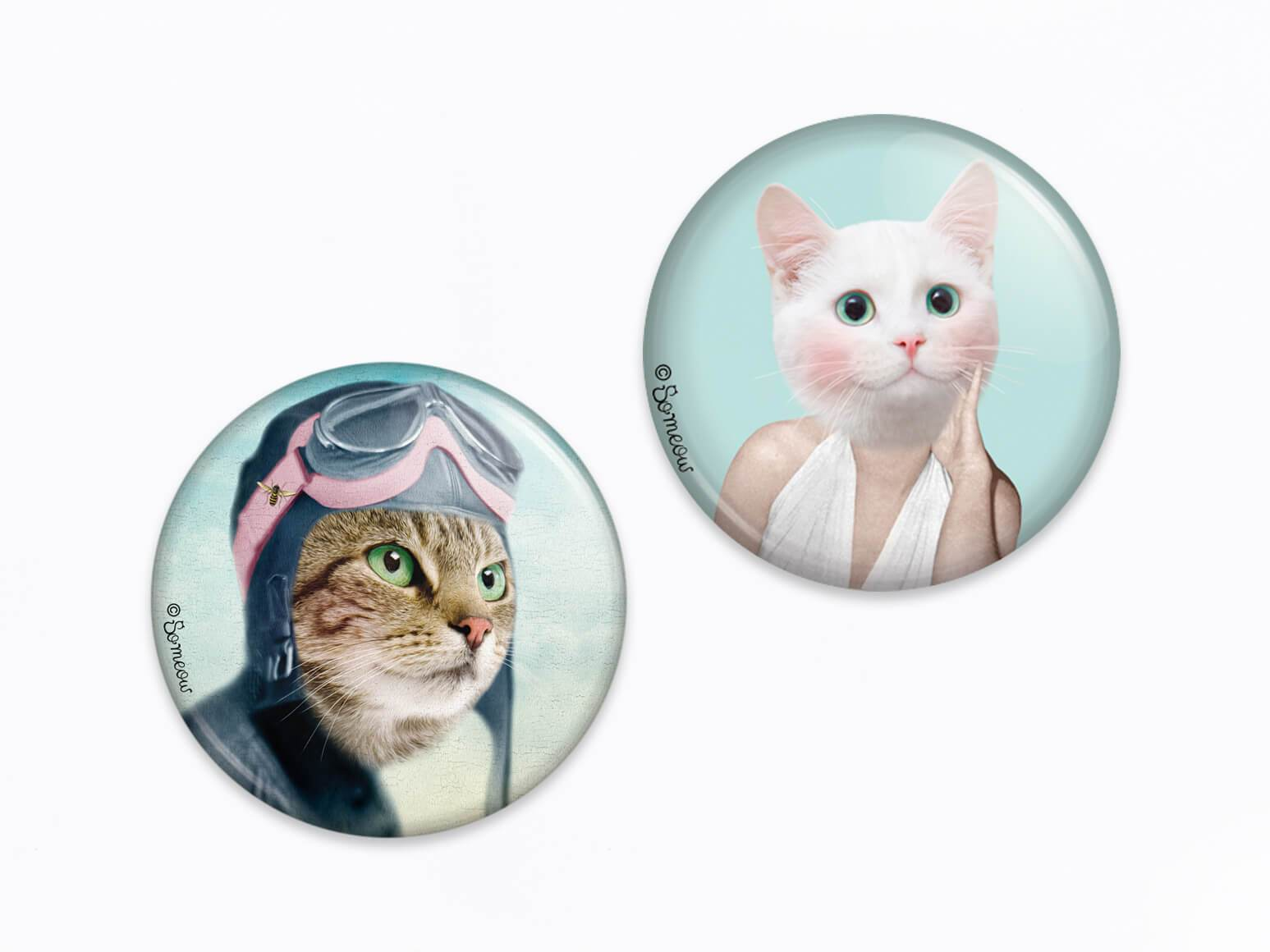 Macarons de chats par So Meow