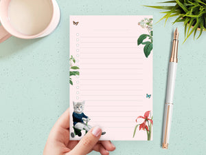Bloc-notes Au jardin et Frida par So Meow