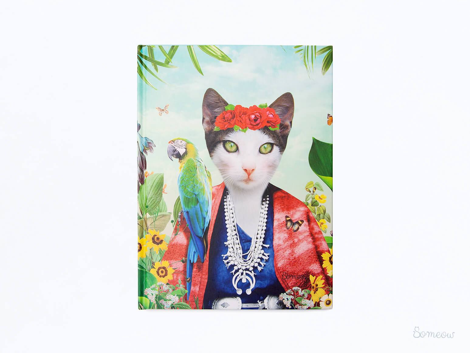 Journal ligné Frida par So Meow