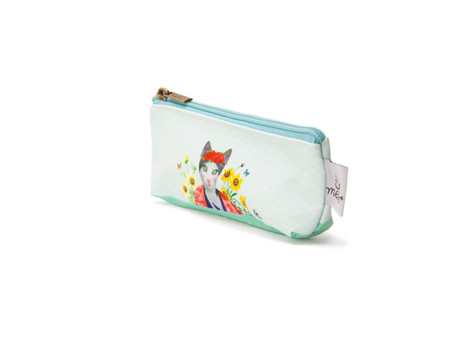 Mini pochette de chat Frida Cathlo par So Meow