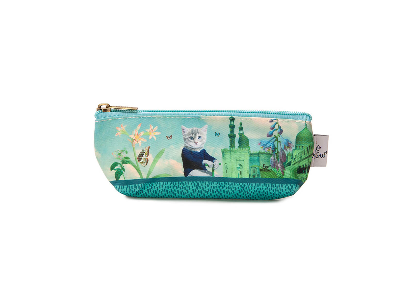 mini pochette de chaton par So Meow