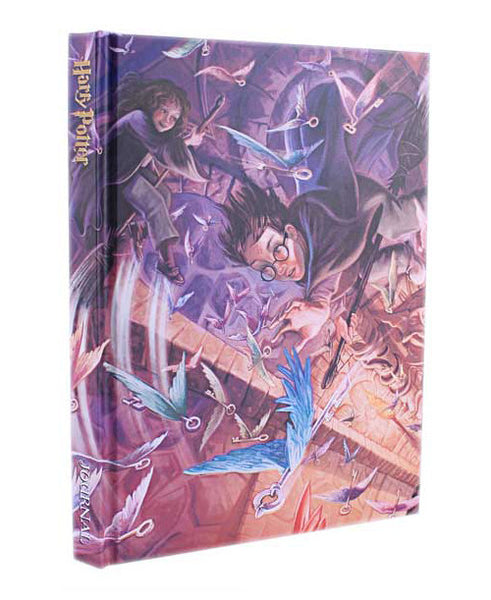 Harry Potter Hard Cover Journal