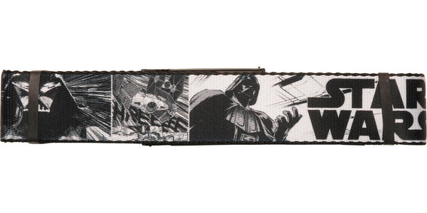 Star Wars Inked Comic Panels Wide Mesh Belt