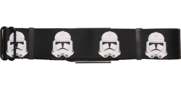 Star Wars Trooper Helmet Line Seatbelt Belt