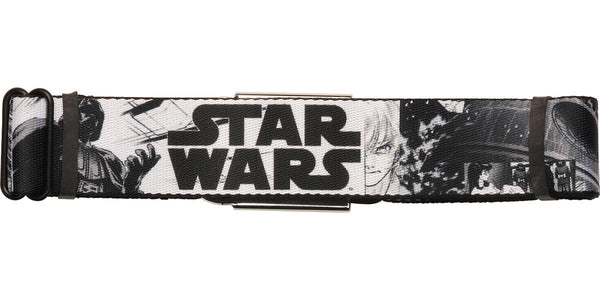 Star Wars Inked Comic Panels Seatbelt Belt