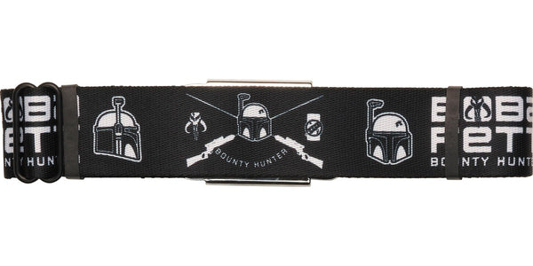 Star Wars Boba Fett Icons Seatbelt Belt