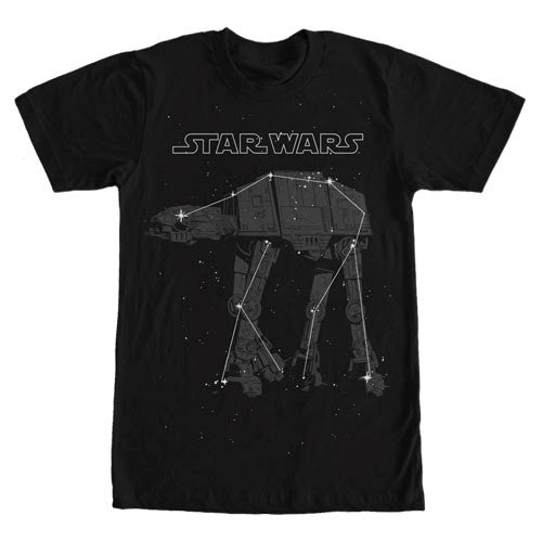 Star Wars ATAT Constellation T-Shirt