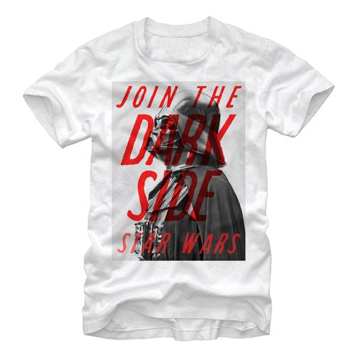 Star Wars Join Dark Side Overlay T-Shirt