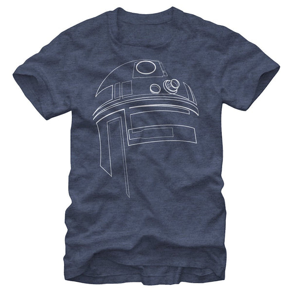 Star Wars Simple R2D2 T-Shirt