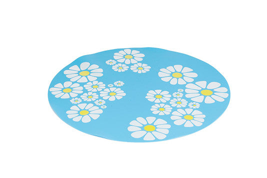 Cat Flower Water Fountain Silicone Non-Slip Mat - Charmora.com