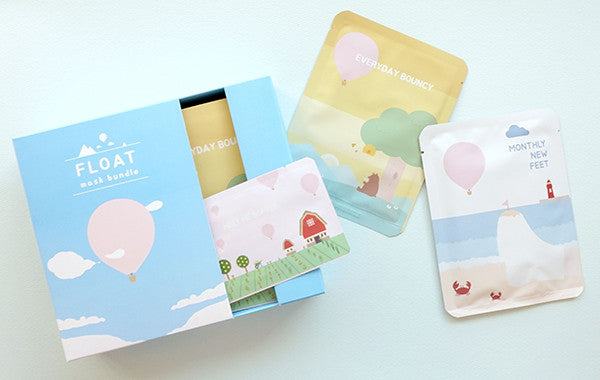 package float mask bundle mooni mask