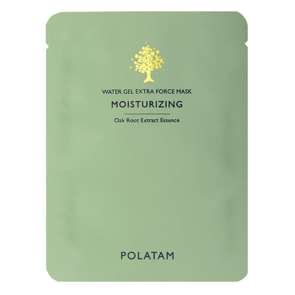 Water Gel Extra Force - Moisturizing, Polatam - Mooni Mask