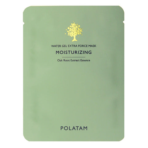Water Gel Extra Force - Hydratation, Polatam - Mooni Mask