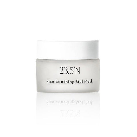 Rice Soothing Gel Mask, 23.5N - Mooni Mask