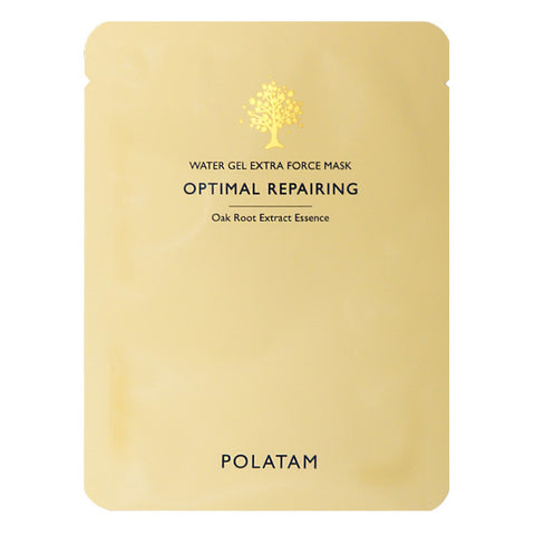 Water Gel Extra Force - Repairing, Polatam - Mooni Mask