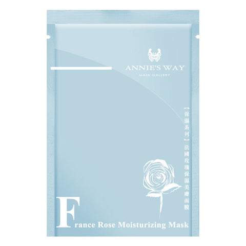 France Rose - Moisturizing, Annie's Way - Mooni Mask