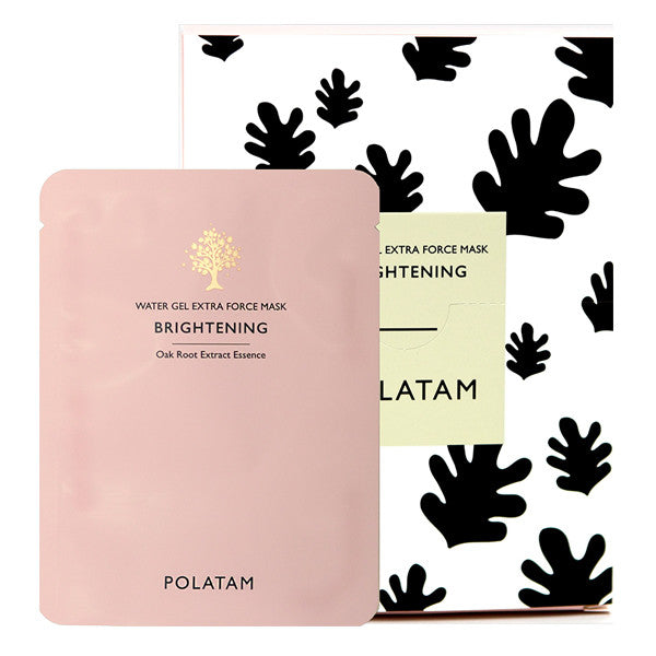 Water Gel Extra Force - Brightening, Polatam - Mooni Mask
