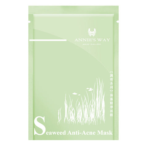 Seaweed - Anti-Acne, Annie's Way - Mooni Mask