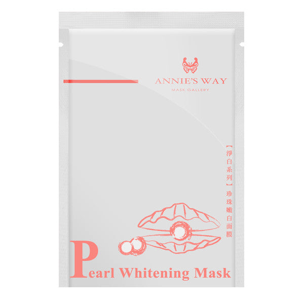 Pearl - Whitening, Annie's Way - Mooni Mask