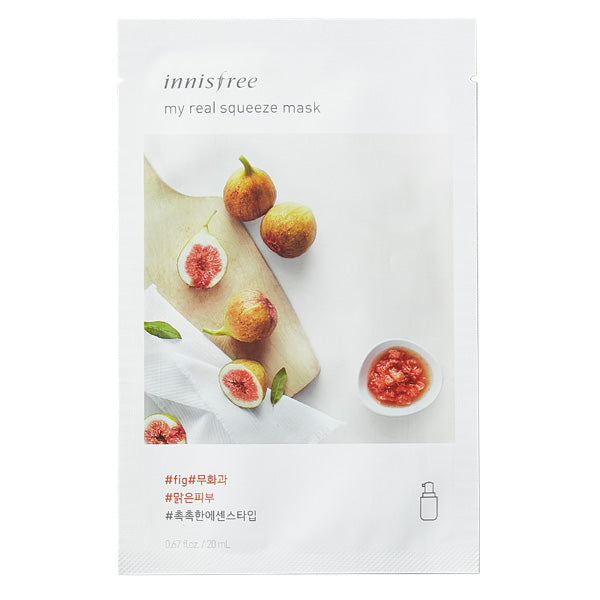 My Real Squeeze - Fig, Innisfree - Mooni Mask