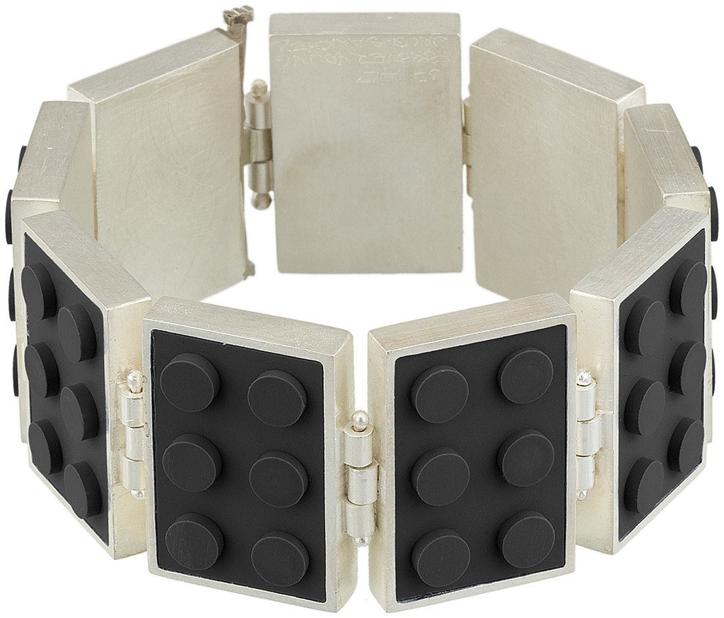 Rectangle Hinge LEGO Bracelet