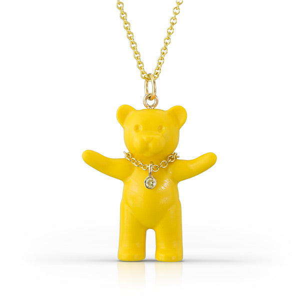 LEGO Belville Teddy Bear pendant part #6186