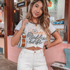 Nostalgia Boho Tees Summer tees short sleeve top casual
