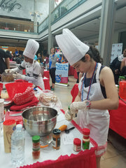 the5FootCritic - Healthy Kids Cookoff & Fit Kids Foodie Expo