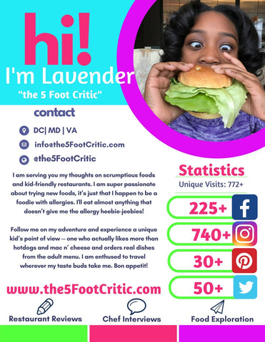 the5FootCritic - the 5 foot critic stats April 2017