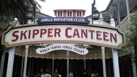 the 5 Foot Critic - Jungle Skipper Canteen