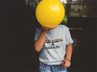 Cookie Crush - Youth & Kids Tshirts - the5FootCritic
