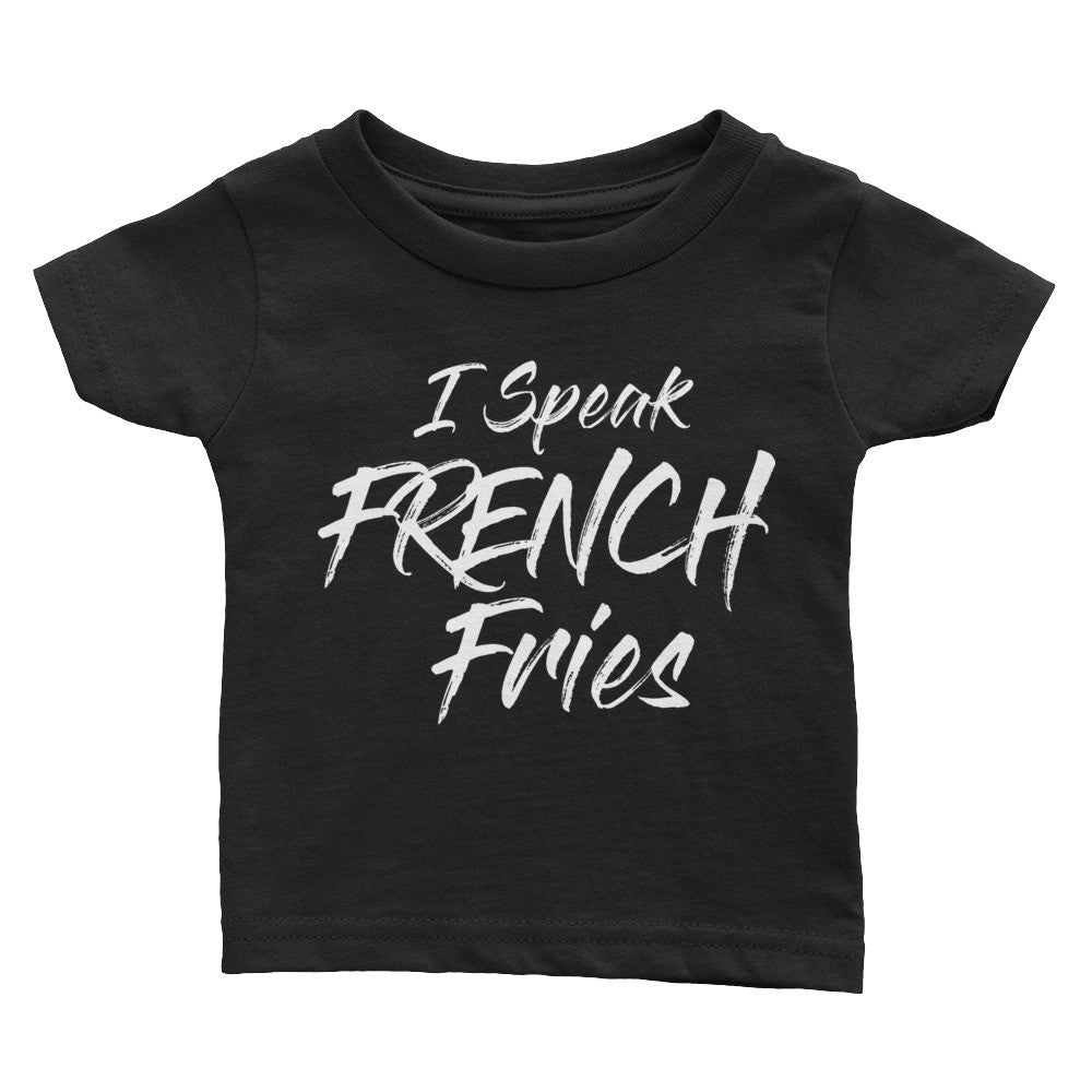 French Fry - Toddler Tee - the5FootCritic