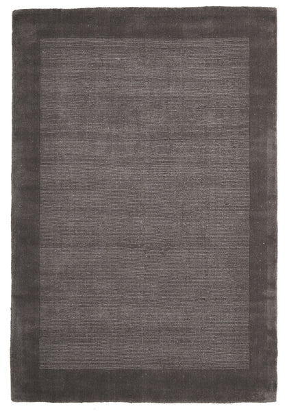 Timeless Trends Wool Rug - Grey