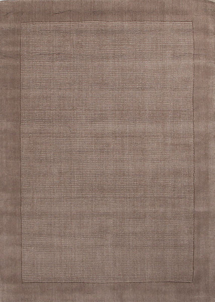 Timeless Trends Wool Rug -Latte