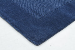 Timeless Trends Wool Rug - Blue