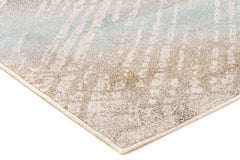 Aspect Jagged Rug - Blue